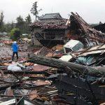 giappone tifone hagibis