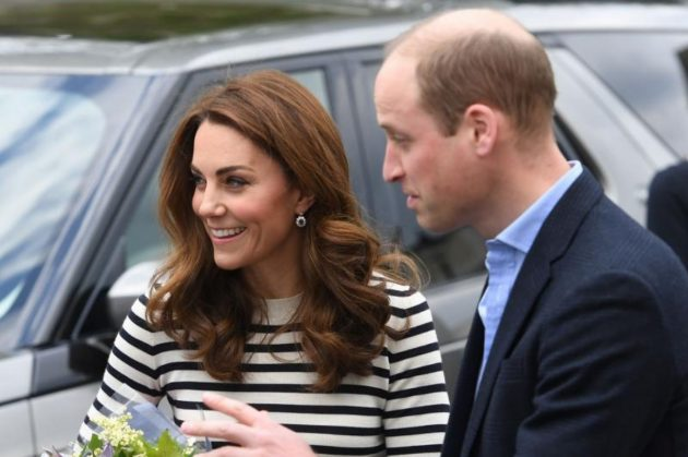 Kate, William, Meghan,Harry ad un evento - Ultima Ora