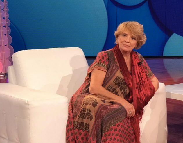 Gianni Morandi, Laura Efrikian narra la morte della figlia: Balivo in lacrime
