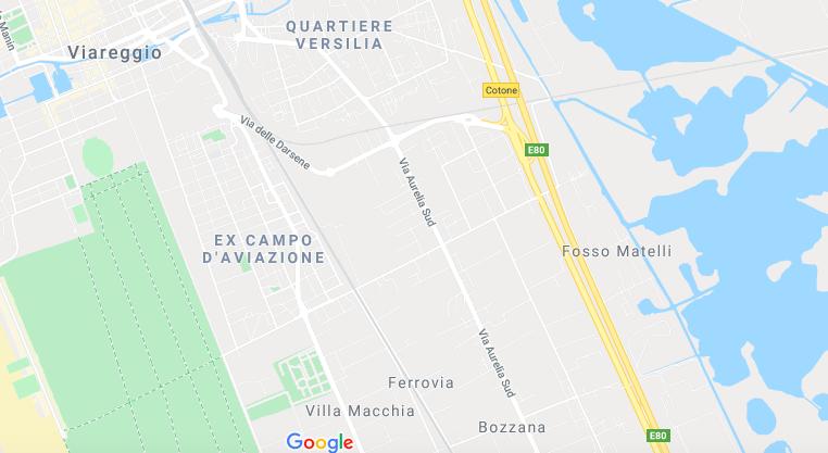 Incidente Viareggio oggi