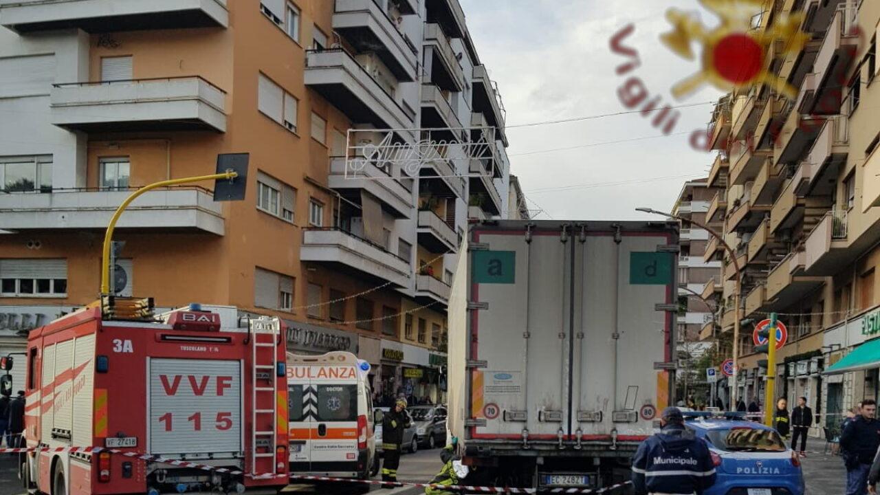 roma incidente colli albani