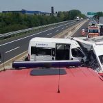 incidente stradale a13 camper