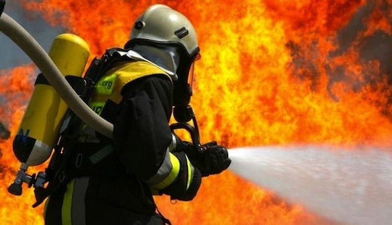 vigili del fuoco inail mani