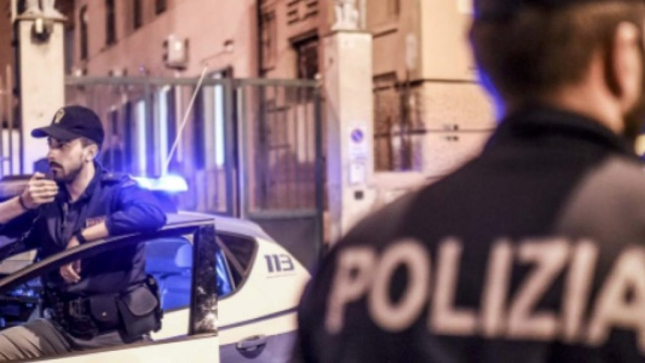 roma rapina