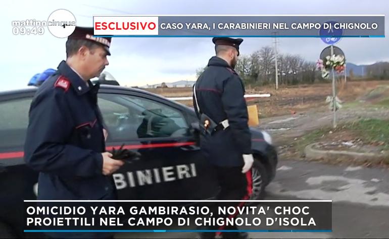 Caso Yara Gambirasio news oggi
