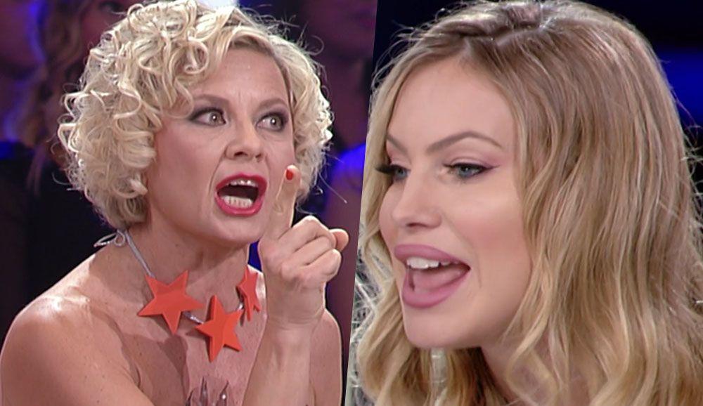Taylor Mega e Antonella Elia