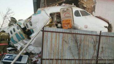 kazakistan aereo
