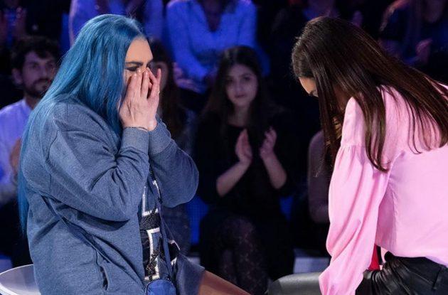 "Loredana Bertè a ""Verissimo"": «Mia Martini nascosta in soffi"