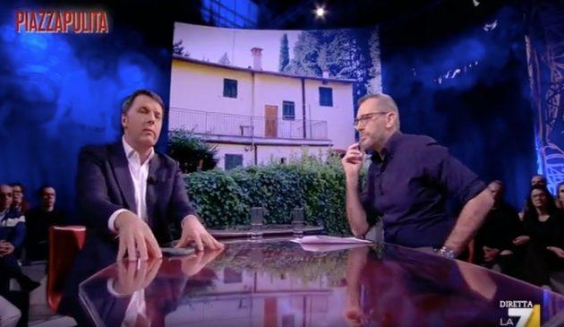 Matteo Renzi PiazzaPulita