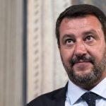 Sardina con il velo Matteo Salvini