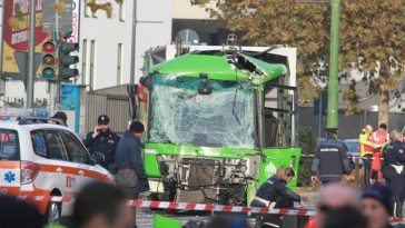 Milano incidente