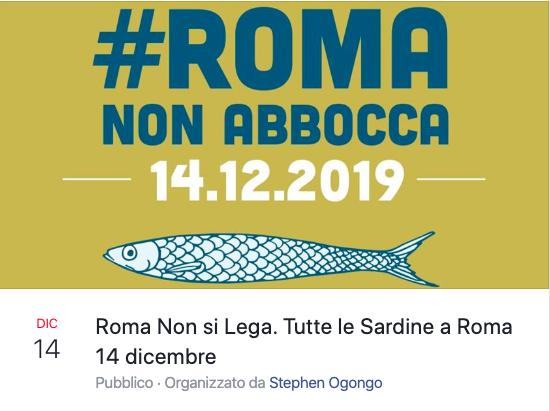 Sardine a Roma