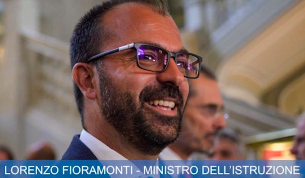 lorenzo fioramonti si è dimesso