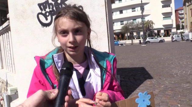 Giovani attivisti ambiente