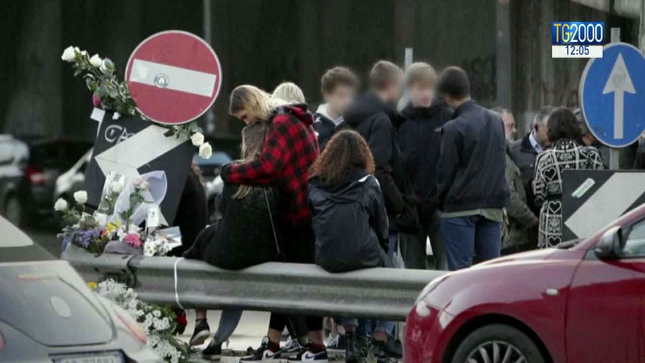 Ragazze investite e uccise a Roma luogo incidente