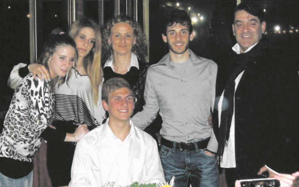 Famiglia Ciontoli, Viola Giorgini e Marco Vannini