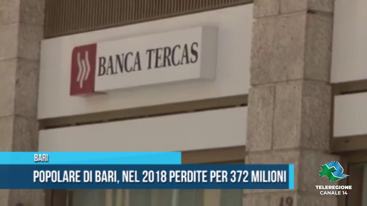 salvataggio banca popolare bari