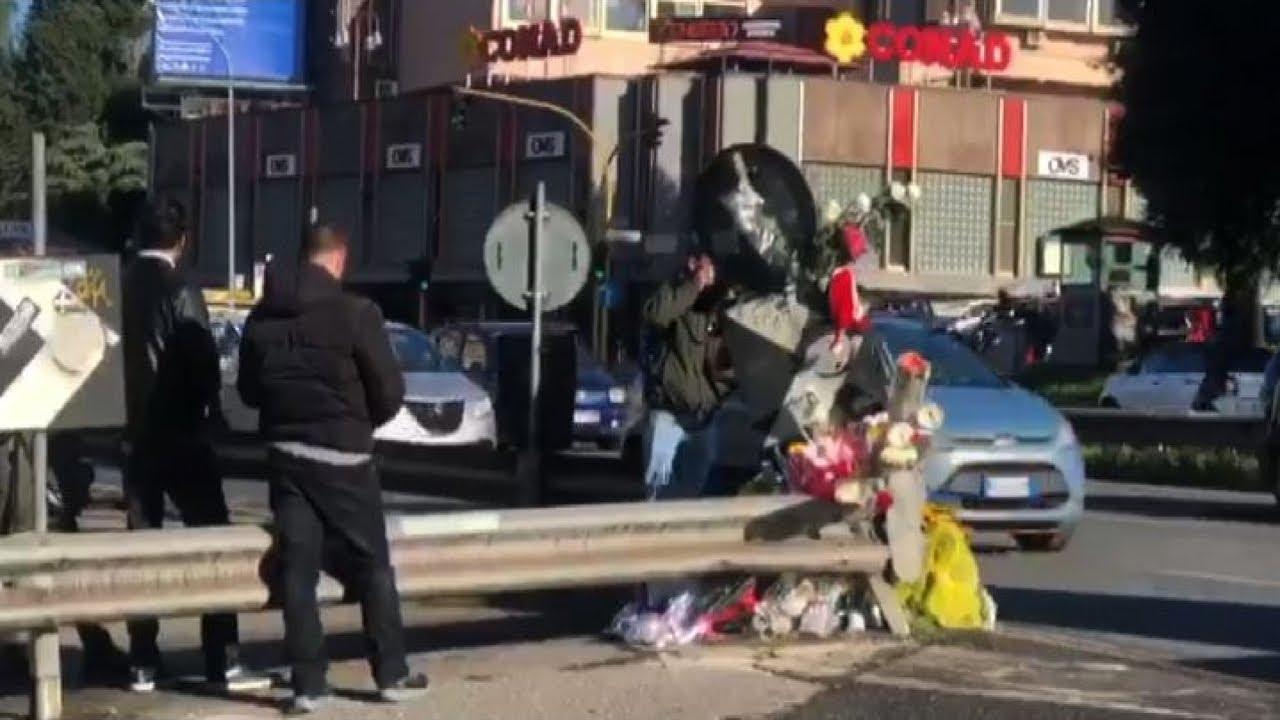 Incidente Corso Francia, il gioco del semaforo rosso, una sfida tra adolescenti?