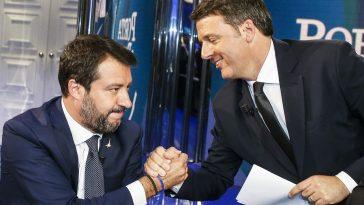 governo news salvini renzi