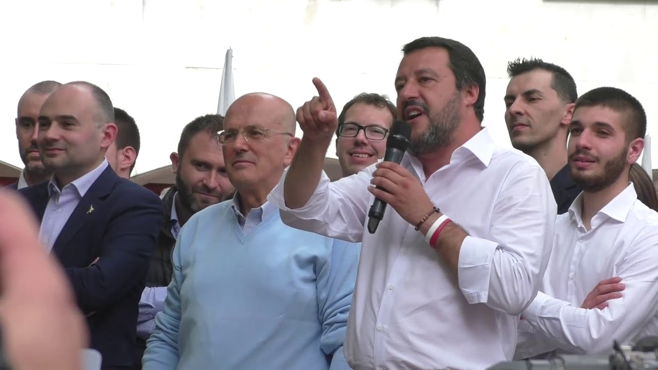 Salvini congresso Lega oggi
