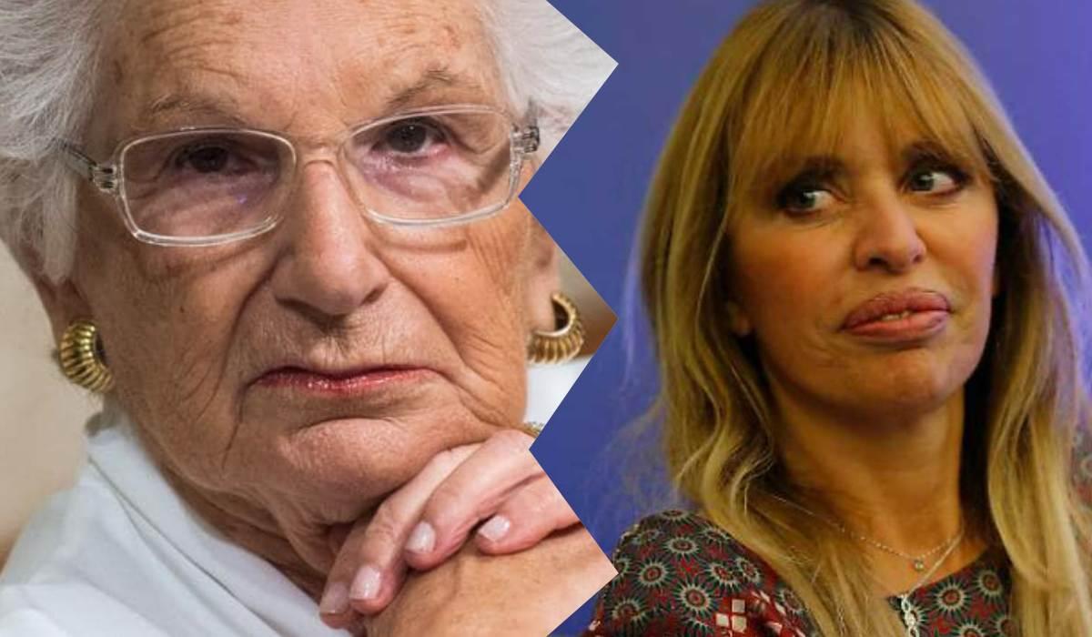 Alessandra Mussolini contro Liliana Segre: «Da nonnina a strega di ...