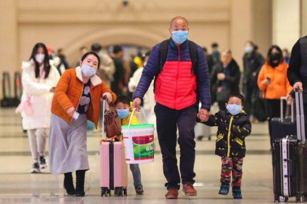 Coronavirus, le mascherine comprate dagli italiani provengon