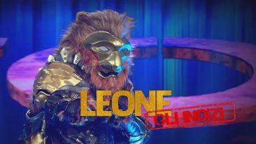 Il cantante mascherato leone