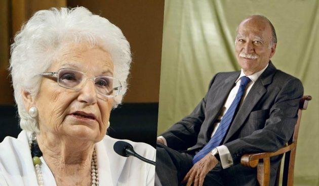 Verona, Liliana Segre: «Via per Almirante incompatibile con