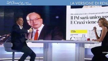 Matteo Renzi Craxi