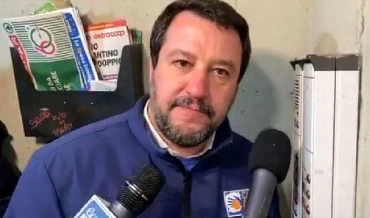 Matteo Salvini sconfitto al Pilastro e a Bibbiano: «Ha alzat