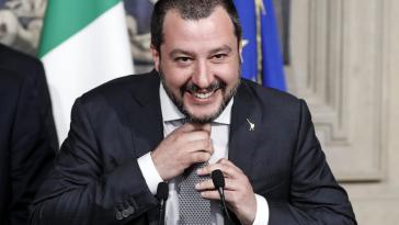 Salvini giovane