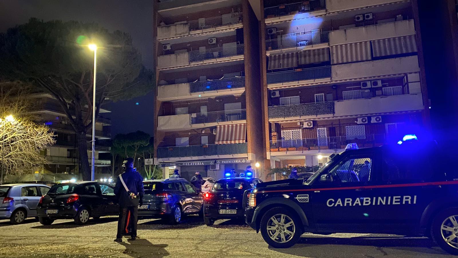 'Ndrangheta e droga a Roma