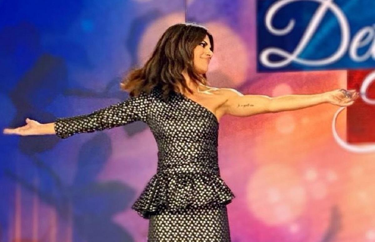 Bianca Guaccero lascia Detto Fatto: condurrà un nuovo format su Sky