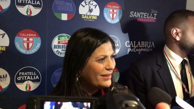 Elezioni Calabria: chi è Jole Santelli, il nuovo presidente