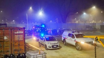 milano incidente linea m4