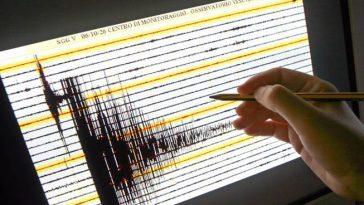 Terremoto oggi in Emilia-Romagna