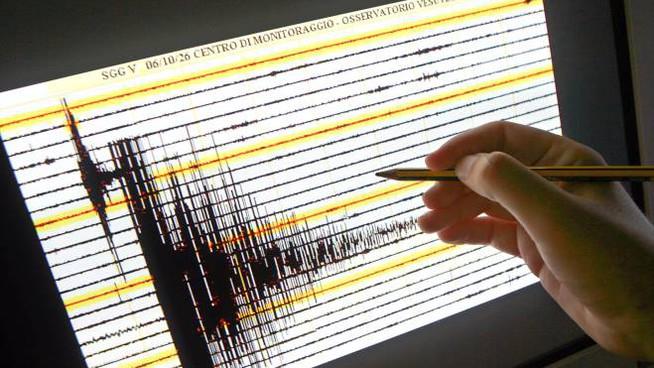 Terremoto oggi Calabria: scossa magnitudo 4.4 a Cosenza