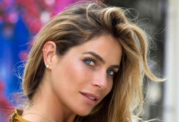 Eleonora Pedron Instagram mozzafiato, abito rosso segna le c