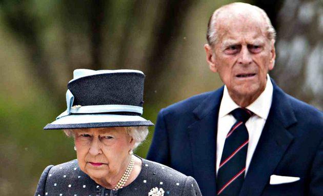 Regina Elisabetta grande imbarazzo: sito reale rimanda ad un