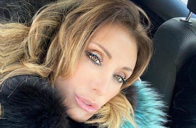 Sabrina Salerno incidente in un negozio |  furiosa |  «Mi hanno fatto pagare il ghiaccio»