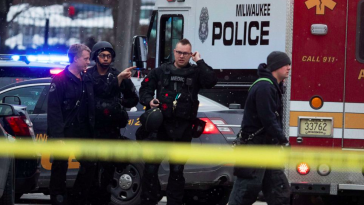 Stati Uniti strage a Milwaukee