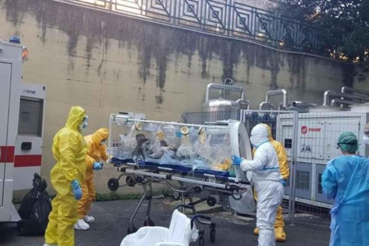 coronavirus mistero contagio