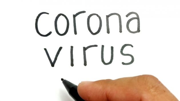 coronavirus bambina