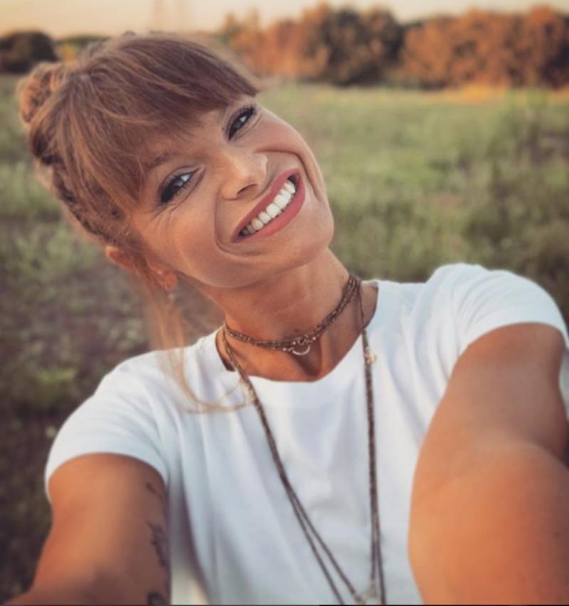 Alessandra Amoroso Instagram, abito aderentissimo e fisico p