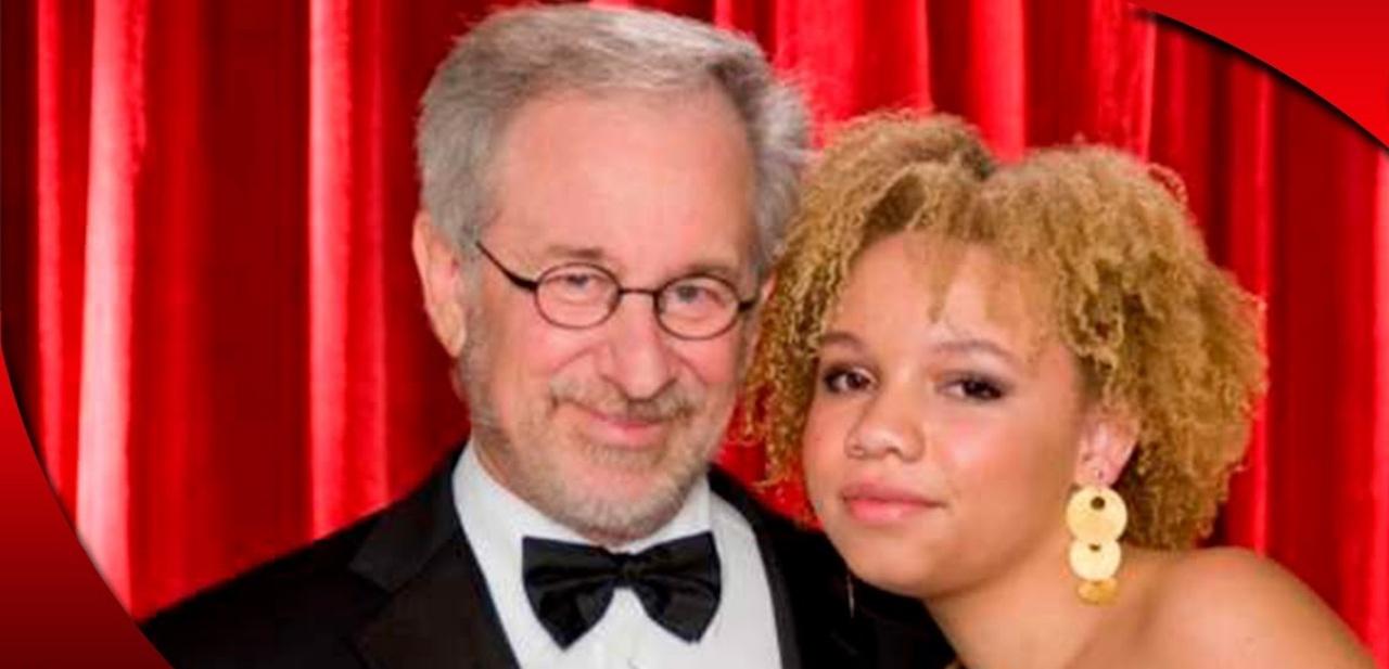 La figlia adottiva di Steven Spielberg, Mikaela, reciterà in