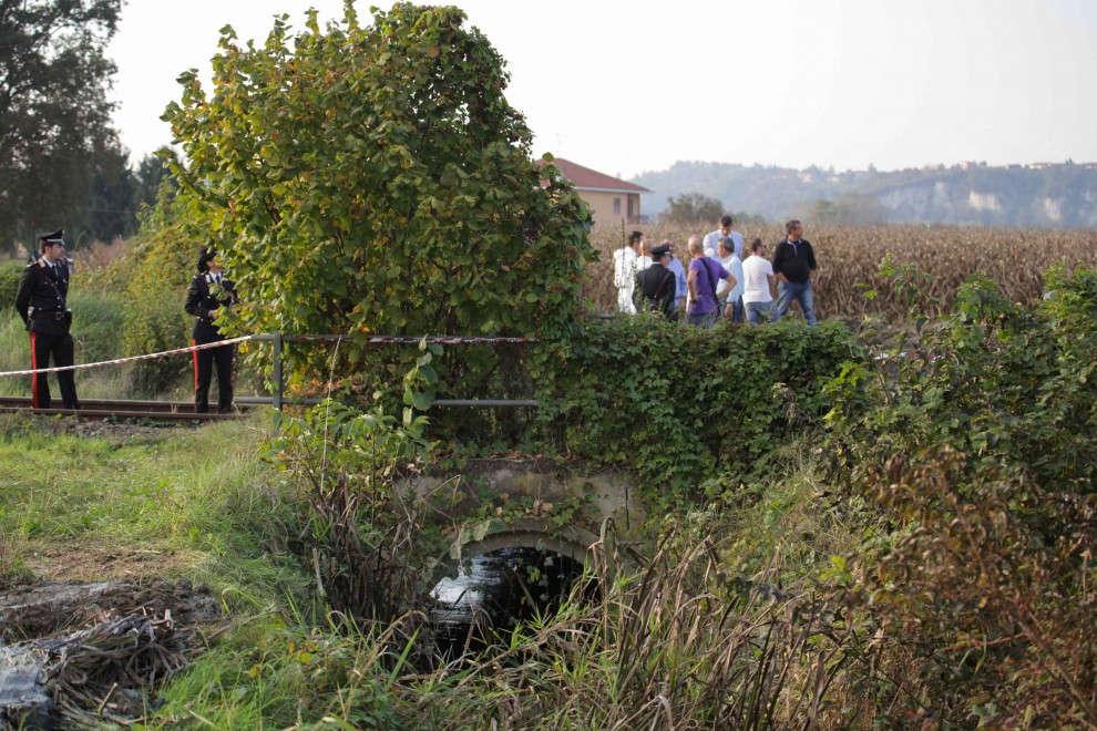 Rio Mersa ritrovamento cadavere Elena Ceste
