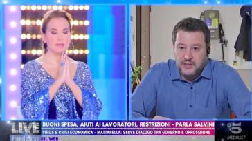 Barbara D'Urso Salvini