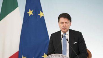 decreto coronavirus salva italia Giuseppe Conte