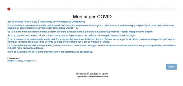 coronavirus 300 medici