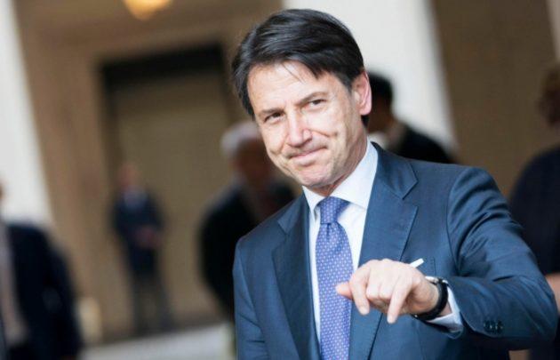 """Coronavirus, Conte parla ai tedeschi: """"Tappa storica come la"""